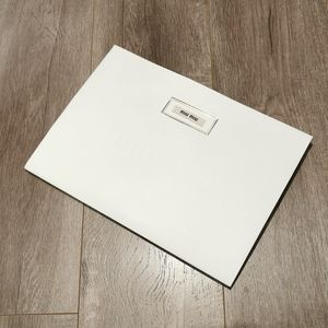 Miu Miu Paper Shopping bag